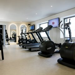 Отель Barcelo Torre de Madrid фитнесс-зал