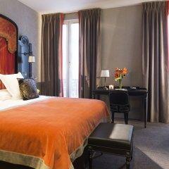 Отель Belmont Paris Франция, Париж - 9 отзывов об отеле, цены и фото номеров - забронировать отель Belmont Paris онлайн комната для гостей фото 4
