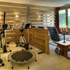 Отель Le Grand Chalet фитнесс-зал фото 2