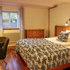 Отель CheckInn Bed & Breakfast Швеция, Лунд - отзывы, цены и фото номеров - забронировать отель CheckInn Bed & Breakfast онлайн комната для гостей фото 4