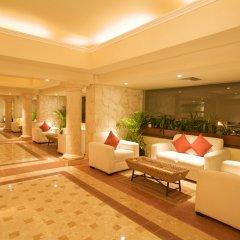Отель Grand Park Royal Luxury Resort Cancun Caribe Мексика, Канкун - 3 отзыва об отеле, цены и фото номеров - забронировать отель Grand Park Royal Luxury Resort Cancun Caribe онлайн интерьер отеля фото 2
