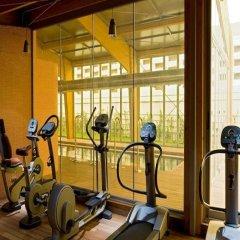 Отель NH Madrid Las Tablas фитнесс-зал фото 3