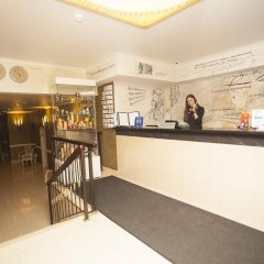 Гостиница Пушкин интерьер отеля фото 3