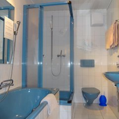 Отель Artist-Apartments & Hotel Garni Швейцария, Церматт - отзывы, цены и фото номеров - забронировать отель Artist-Apartments & Hotel Garni онлайн ванная