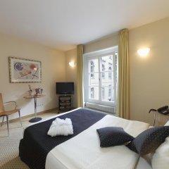 Hotel Orangerie Дюссельдорф комната для гостей