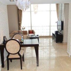 Отель Guangzhou Grand View Golden Palace Apartment Китай, Гуанчжоу - отзывы, цены и фото номеров - забронировать отель Guangzhou Grand View Golden Palace Apartment онлайн комната для гостей фото 5