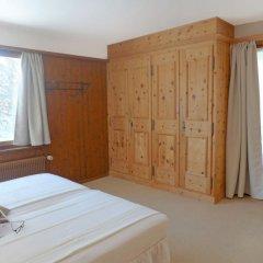 Отель Chesa Cripels II Швейцария, Санкт-Мориц - отзывы, цены и фото номеров - забронировать отель Chesa Cripels II онлайн комната для гостей фото 3