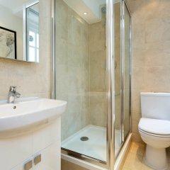 Отель Chalk Farm Comfort Великобритания, Лондон - отзывы, цены и фото номеров - забронировать отель Chalk Farm Comfort онлайн ванная