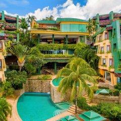 Апартаменты Aspasia Kata Luxury Resort Apartment пляж Ката бассейн фото 2