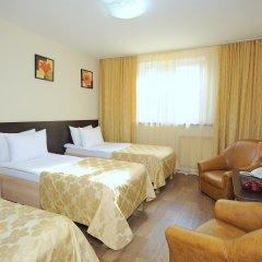 Отель Мармелад Пермь комната для гостей фото 4