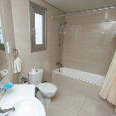 Marlita Beach Hotel Apartments ванная