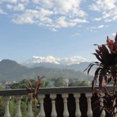 Отель View Point Непал, Покхара - отзывы, цены и фото номеров - забронировать отель View Point онлайн балкон