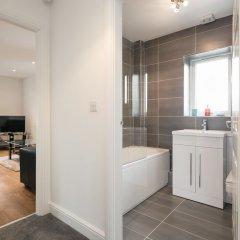 Отель Bluestone Apartments - Didsbury Великобритания, Манчестер - отзывы, цены и фото номеров - забронировать отель Bluestone Apartments - Didsbury онлайн комната для гостей фото 5