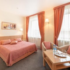 Гостиница Гранд Авеню 3* Стандартный номер с двуспальной кроватью фото 3