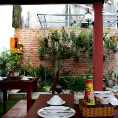 Отель Phuc An Homestay питание