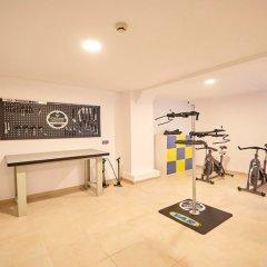 Отель Mediterranean Bay - Только для взрослых фитнесс-зал