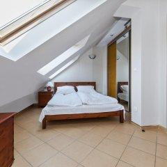 Отель Butorowy Residence Польша, Косцелиско - отзывы, цены и фото номеров - забронировать отель Butorowy Residence онлайн комната для гостей