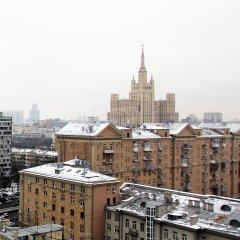 Гостиница Apartlux Novoarbatskaya балкон