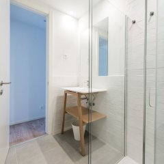 Отель Puerta de Toledo City Center 3D ванная фото 2