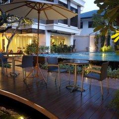 Отель Suvarnabhumi Suite Бангкок бассейн фото 3