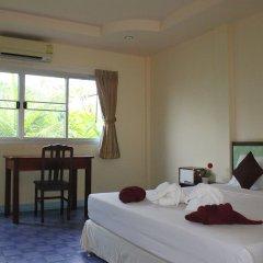 Отель Merit Hill Таиланд, Карон-Бич - отзывы, цены и фото номеров - забронировать отель Merit Hill онлайн комната для гостей фото 4