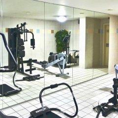 Отель Golden Tulip De Medici Брюгге фитнесс-зал