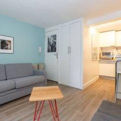 Апартаменты Bright Studio in Paris 18th комната для гостей фото 3