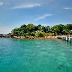 Отель Shari-La Island Resort пляж фото 2