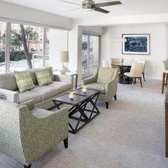 Ilikai Hotel & Luxury Suites 3* Полулюкс с различными типами кроватей фото 10