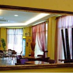 Hotel Gaia Римини интерьер отеля