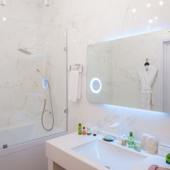 Гостиница The ONE Hotel Astana Казахстан, Нур-Султан - отзывы, цены и фото номеров - забронировать гостиницу The ONE Hotel Astana онлайн ванная фото 2