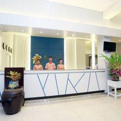 Отель Days Inn by Wyndham Patong Beach Phuket Таиланд, Карон-Бич - 1 отзыв об отеле, цены и фото номеров - забронировать отель Days Inn by Wyndham Patong Beach Phuket онлайн интерьер отеля фото 3