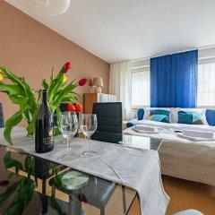 Апартаменты P&O Apartments Gocław 2 Варшава комната для гостей фото 5
