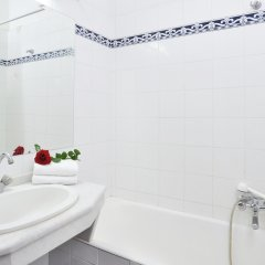 Lito Hotel ванная