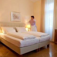 Отель SCHWALBE Вена комната для гостей фото 2