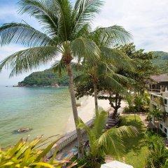 Отель Crystal Bay Beach Resort пляж