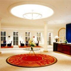 Hotel Taschenbergpalais Kempinski Dresden интерьер отеля