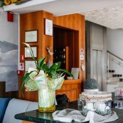 Hotel Venus Римини интерьер отеля фото 2