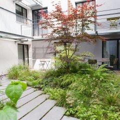 Апартаменты Apartments Smartflats Saint-Géry Garden Flats Брюссель