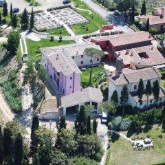 Отель Borgo San Giusto Эмполи спортивное сооружение