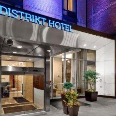 Distrikt Hotel New York City фото 8