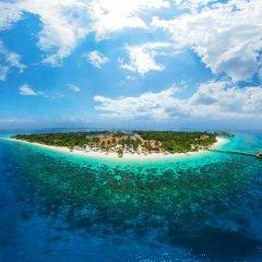 Отель Reethi Faru Resort пляж