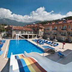 Flora Palm Resort Турция, Олудениз - отзывы, цены и фото номеров - забронировать отель Flora Palm Resort онлайн бассейн фото 3