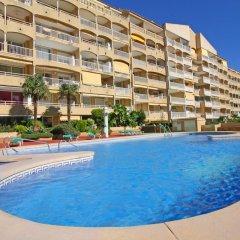 Отель Apartamentos Apolo VII - Costa Calpe бассейн фото 2