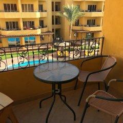 Отель Pool View Apart At British Resort 1334 балкон