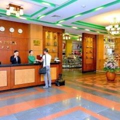 Отель Green Hotel Вьетнам, Вунгтау - отзывы, цены и фото номеров - забронировать отель Green Hotel онлайн интерьер отеля фото 3