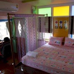 Отель Rachawadee Resort Koh Larn детские мероприятия