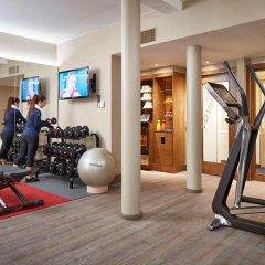 Отель Schweizerhof Zürich фитнесс-зал