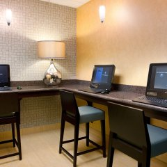 Отель Residence Inn by Marriott Las Vegas Hughes Center интерьер отеля