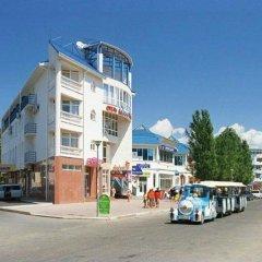 Гостиница Олимп городской автобус